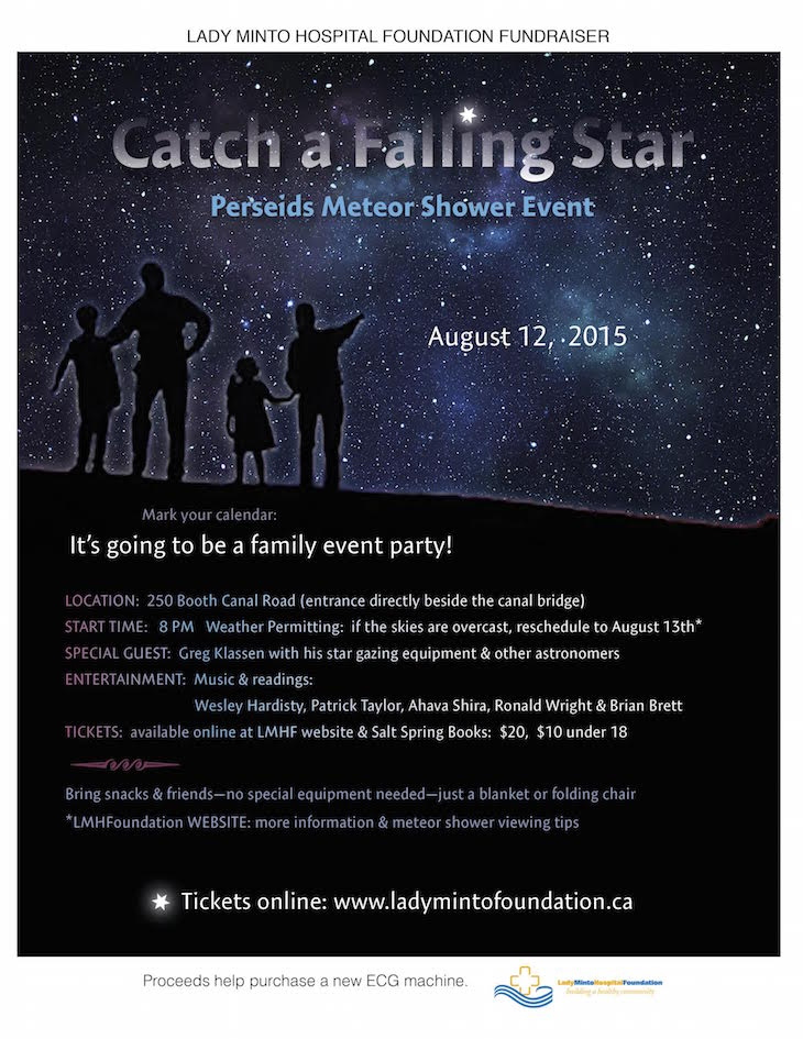 Lady Minto Foundation - Star Gazing