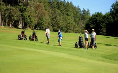 2020 Golf Tournament Raises Over $18,000