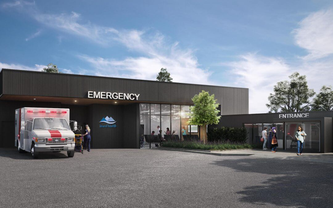 Lady Minto Hospital Foundation Reaches $10.4 Million Goal To Build a New Emergency Department